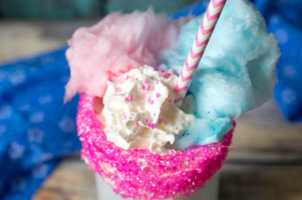 Cotton Candy Milkshake Horizontal 6