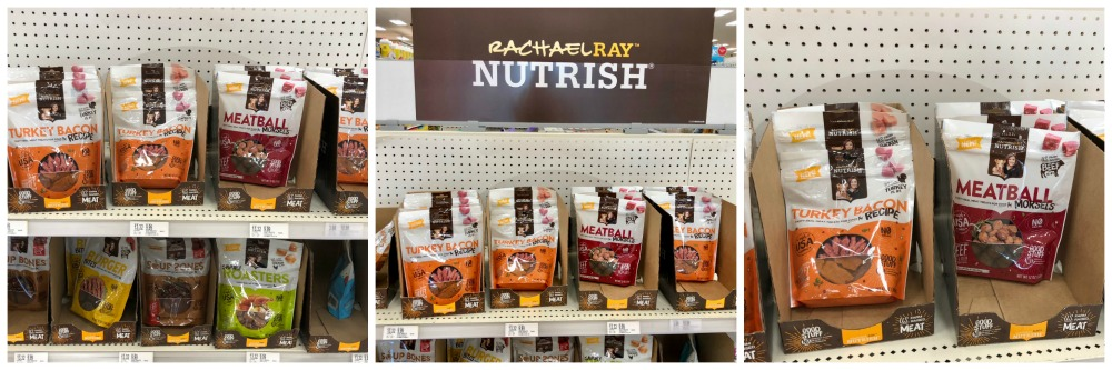Ray Rachel Target Products Display