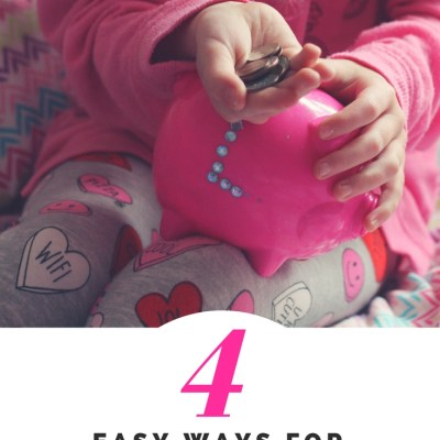 4 Easy Ways For All Families to Save Money