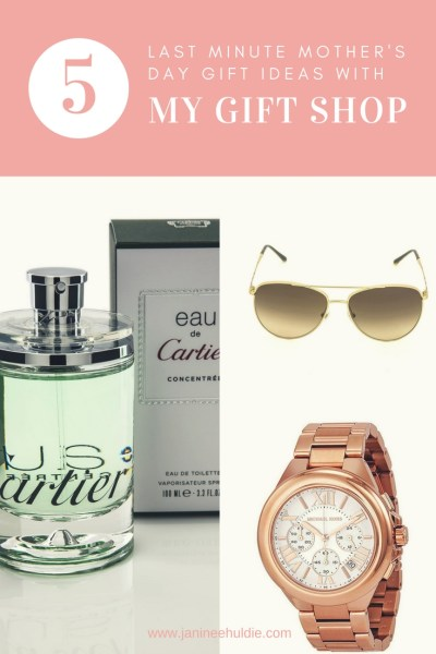 5 Last Minute Mother's Day Gift Ideas