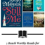 5 Beach Worthy Reads for Summer 2018