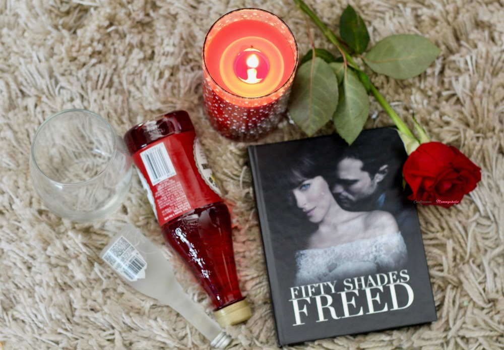 Fifty Shades Freed Cocktail Teaser