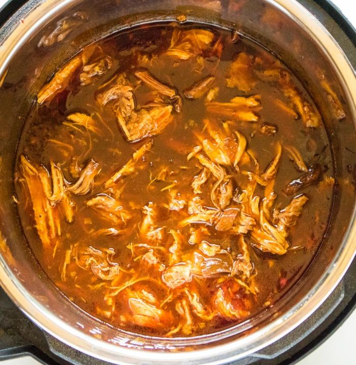 Instant Pot Pulled Pork Step 4