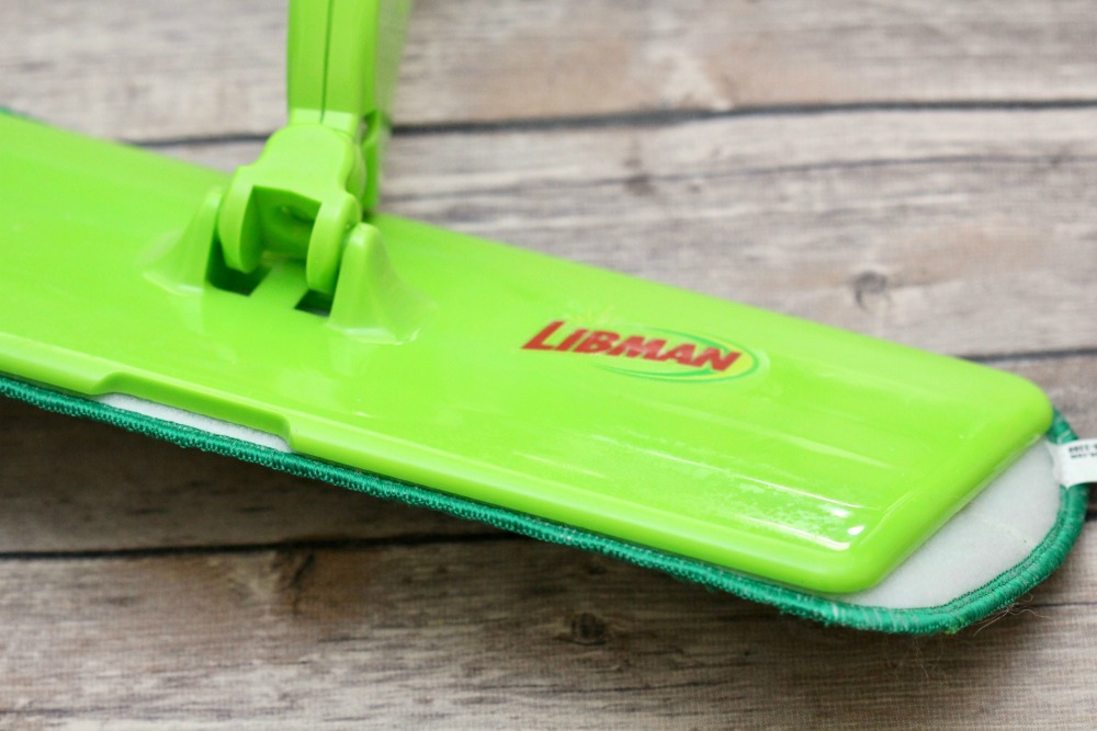 Libman Freedom Spray Mop Head Logo