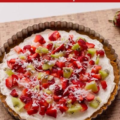 The Picture Perfect Dessert Fruit Pizza Recipe