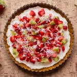 Perfect Dessert Fruit Pizza Recipe Horizontal 3