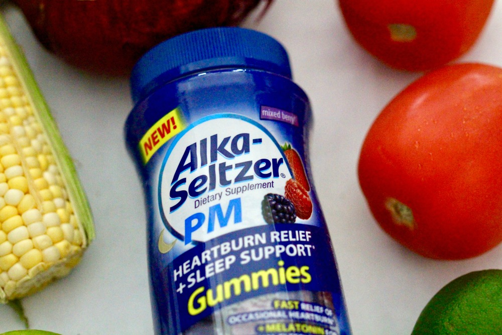Alka Seltzer Gummies Closeup