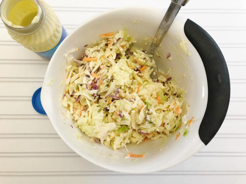 The Easiest Coleslaw Recipe Horizontal 5