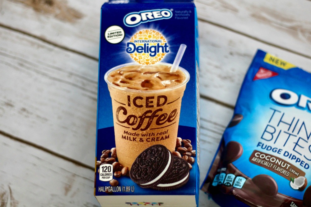 OREO Iced Coffee