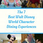 The 7 Best Family Walt Disney World's Character Dining Experiences + Win Rose Gold Minnie Mouse Ears