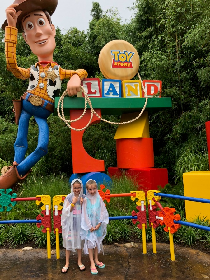 Disney Hollywood Studios Toy Story Land