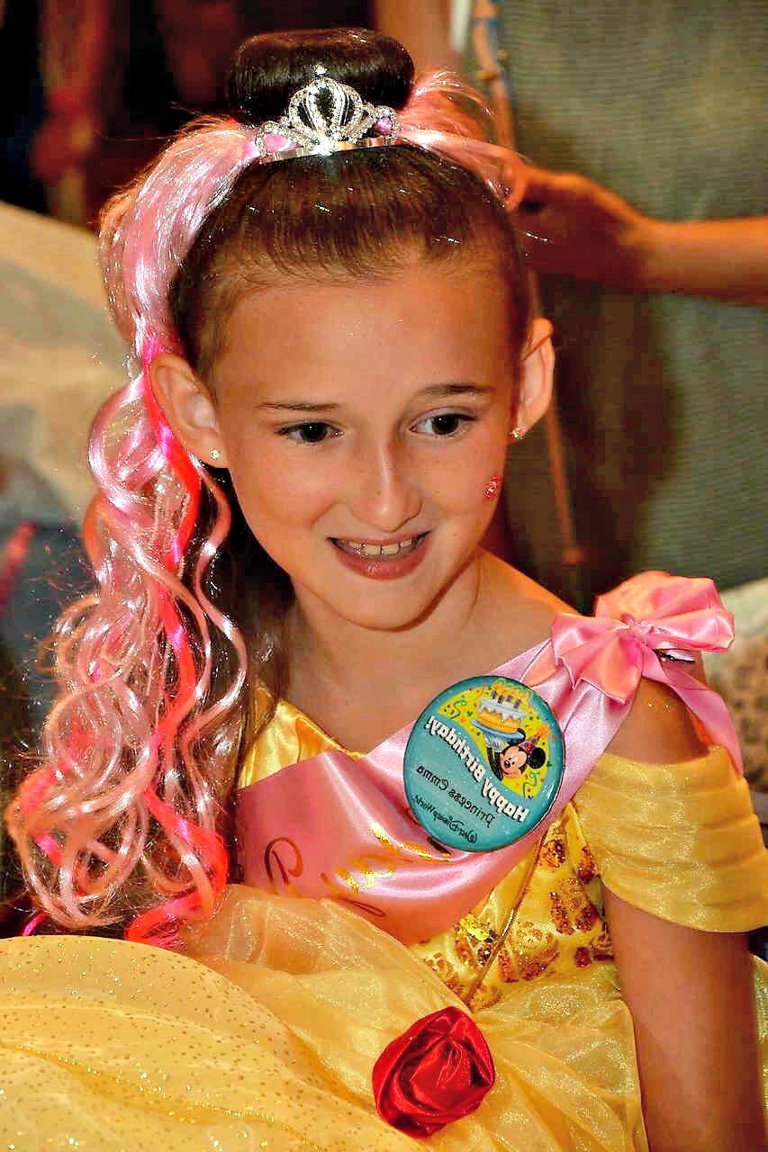 Princess Belle from Bibbidi Bobbidi Boutique