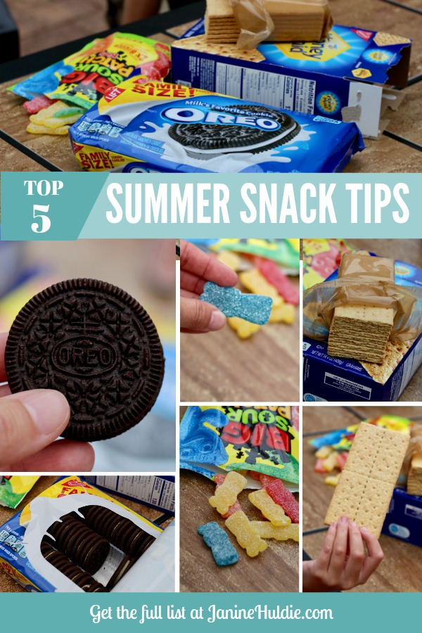 Summer Snacking, This Mom's Confessions