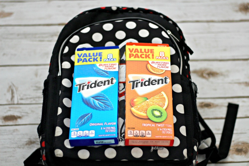 Trident 8 Packs Full Package