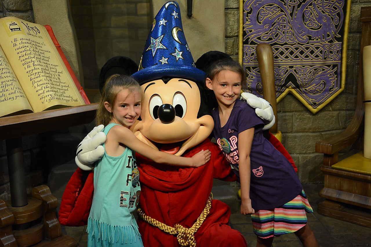 Walt Disney World Hollywood Studios Magic Mickey