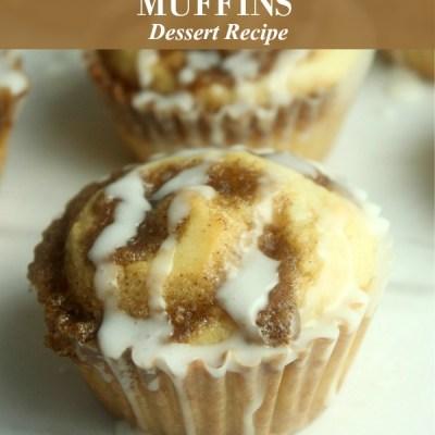 Cinnamon Roll Muffins Recipe