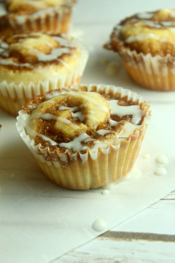 Cinnamon Roll Muffins Recipe Vertical 9