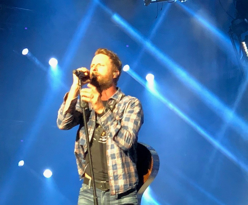 Dierks Bentley at MSG in NYC