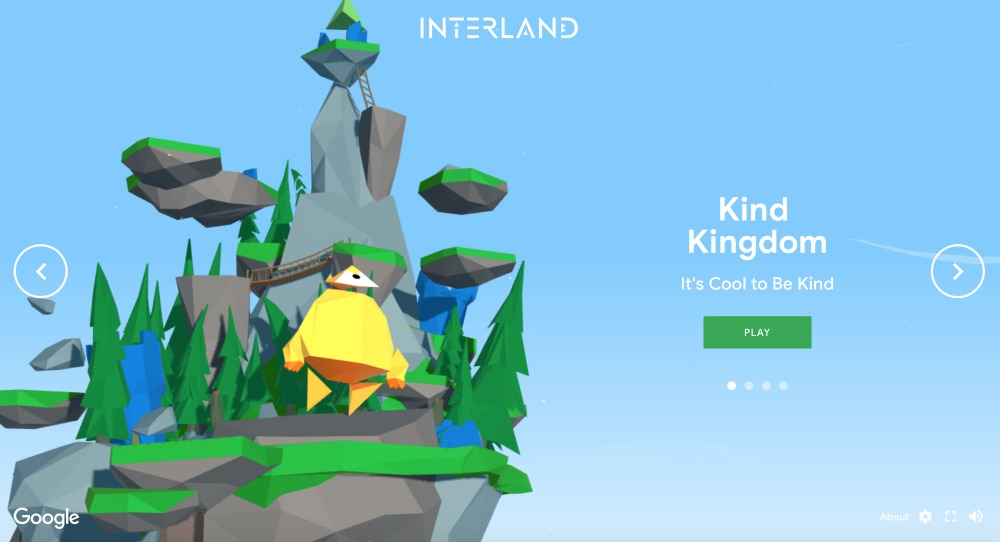 Google Interland Game Teaching Kinds About Spreading Kindness Online
