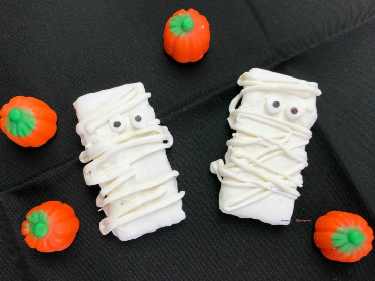 Graham Cracker Mummies Horizontal 2