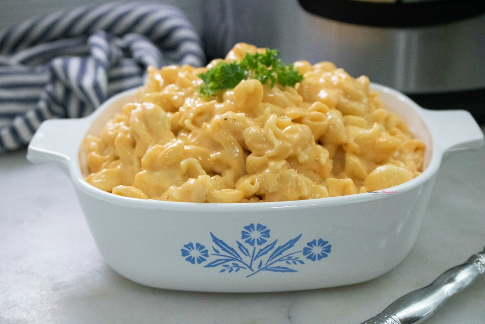 Instant Pot Perfectly Creamy Mac and Cheese Recipe Horizontal 3