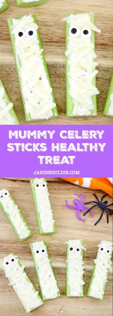 Mummy Celery Sticks Recipe