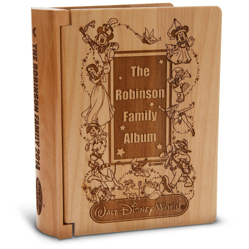 Disney Swiss Family Robinson Photo Album