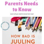5 Things Every Teen Parent Needs to Know about JUULING