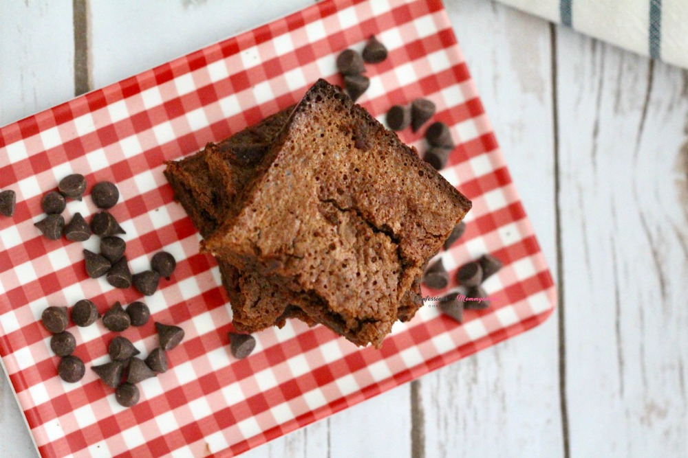 Double Chocolate Brownies, This Mom's Confessions