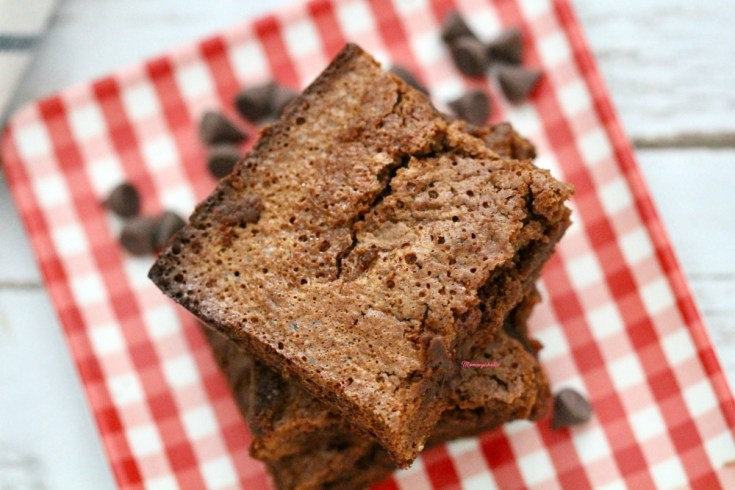 Gluten-Free Double Chocolate Brownies Recipe