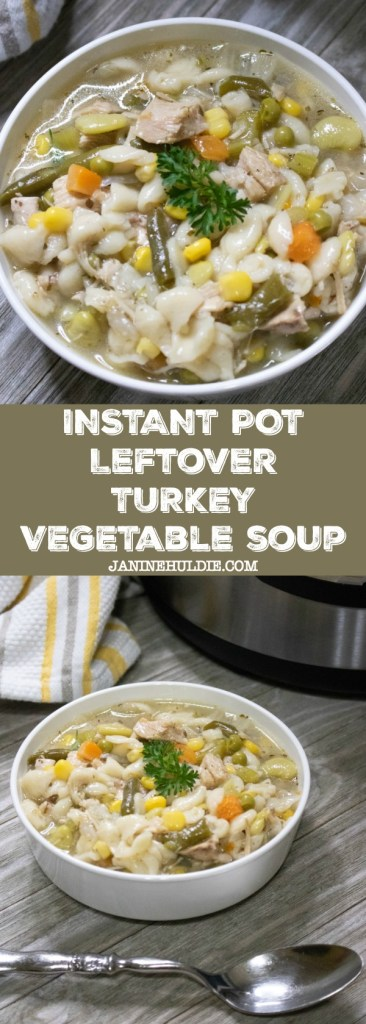 Turkey Vegetable Soup, This Mom's Confessions