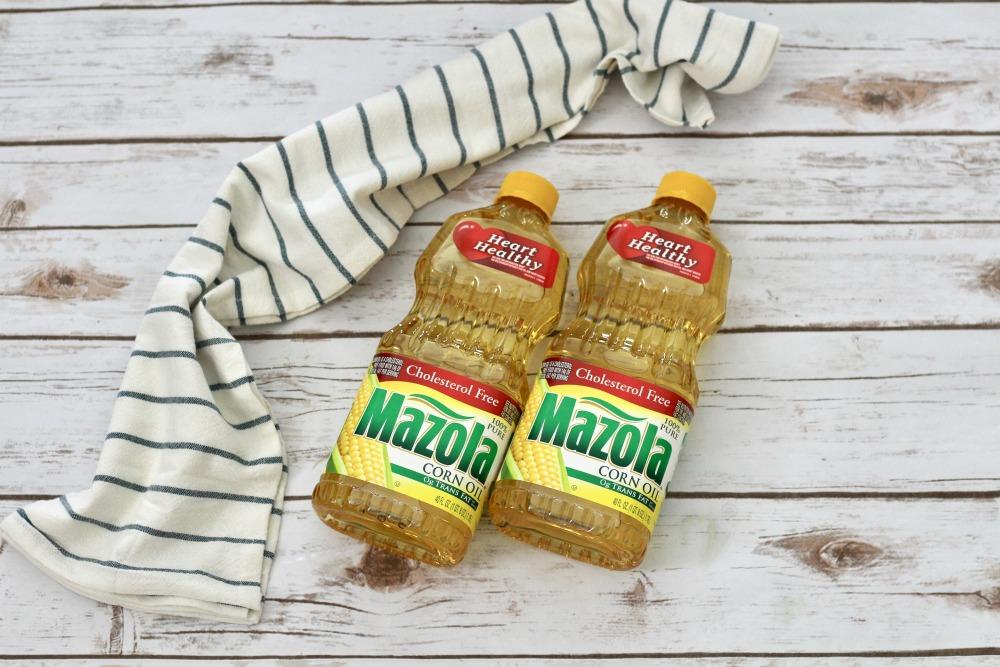 Mazzola Corn Oil 1