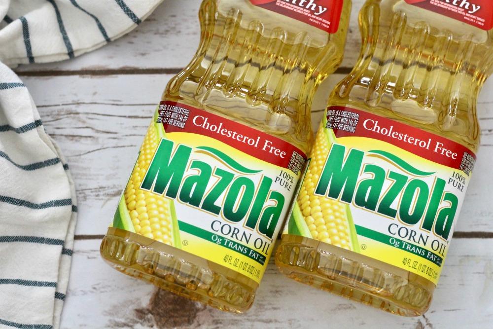 Mazzola Corn Oil 3