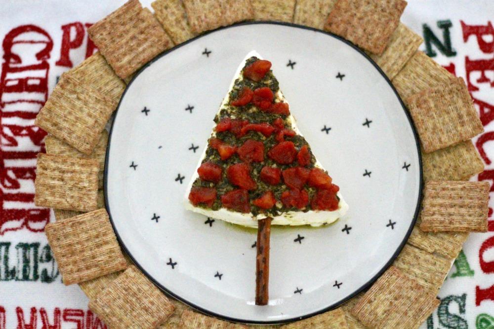 Christmas Tree Dip Recipe 1