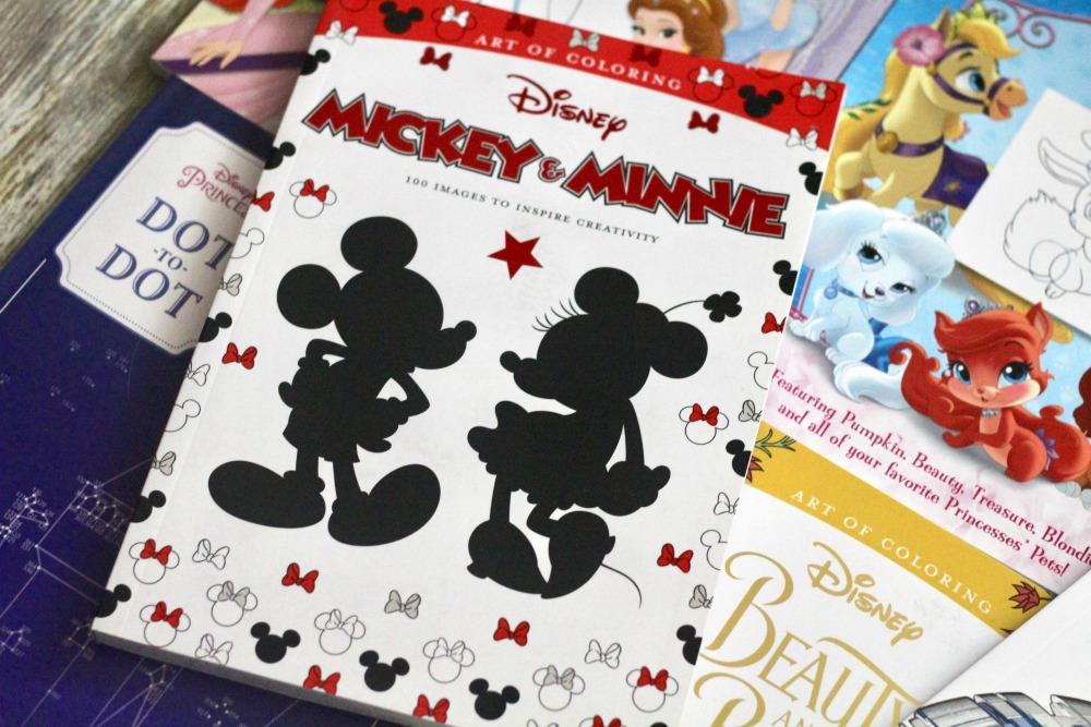 Disney Mickey and Minnie Book