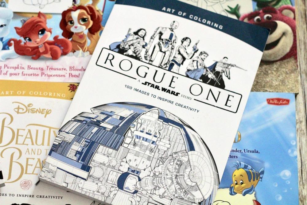 Disney Rogue One Book