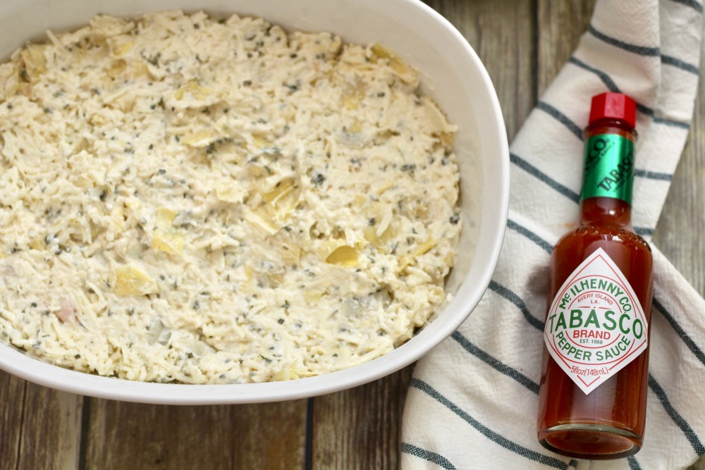 Spicy Artichoke Cheese Dip, This Mom's Confessions