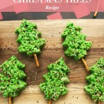 Rice Krispie Christmas Tree Treats Recipe for Christmas Tree Lovers