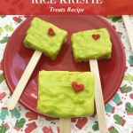 The Grinch Rice Krispie Treats Recipe Perfect for All