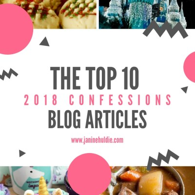 The Top 10 2018 Confessions Blog Articles