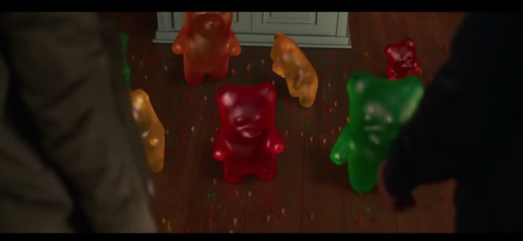 Gummy Bears Scene
