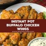 The Very Best Instant Pot Buffalo Chicken Wings Recipe