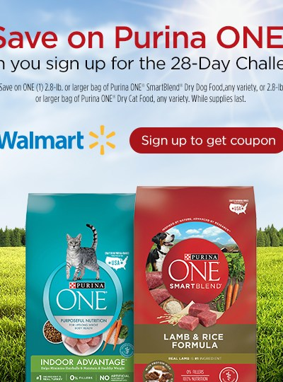 Final Purina ONE Promo Post Offer Badge