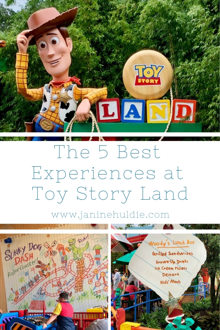 The 5 Best Experiences at Toy Story Land