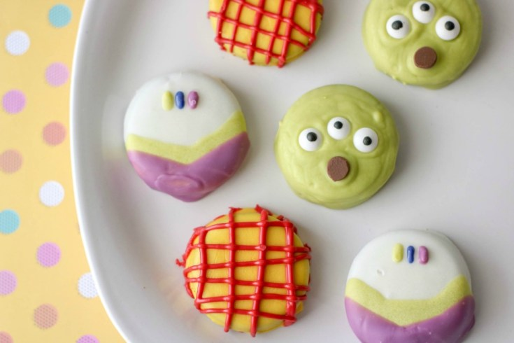 Disney Inspired Toy Story OREO Cookies Recipe