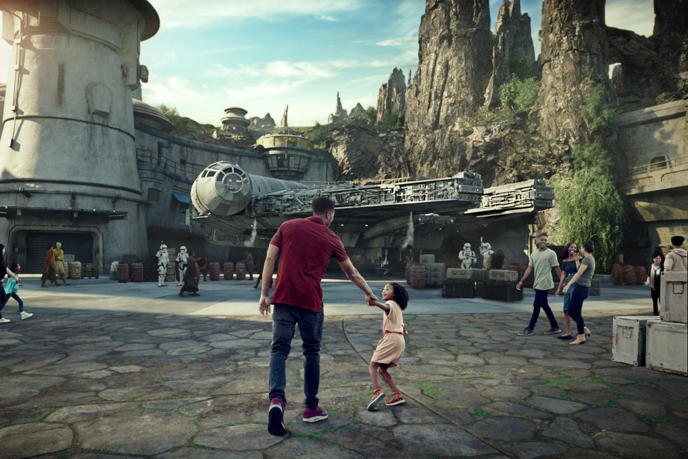 Star Wars land admission, This Mom's Confessions