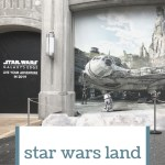 Star Wars Land Admission Strategy and General Overview