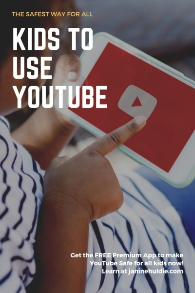THE SAFEST WAY FOR ALL Kids to Use YouTube