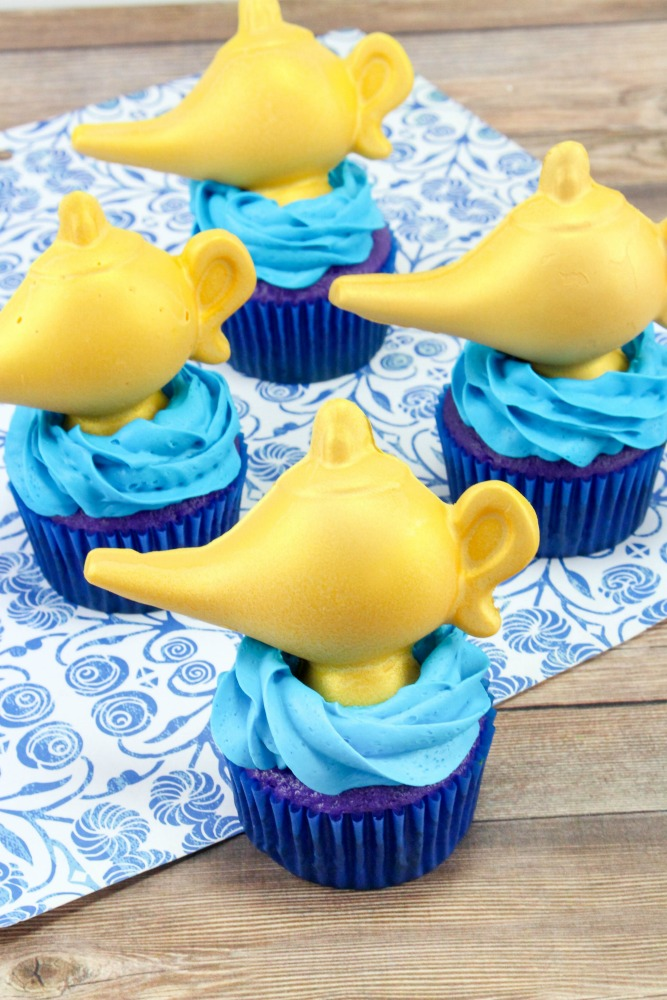 Disney Aladdin Cupcakes Final 2