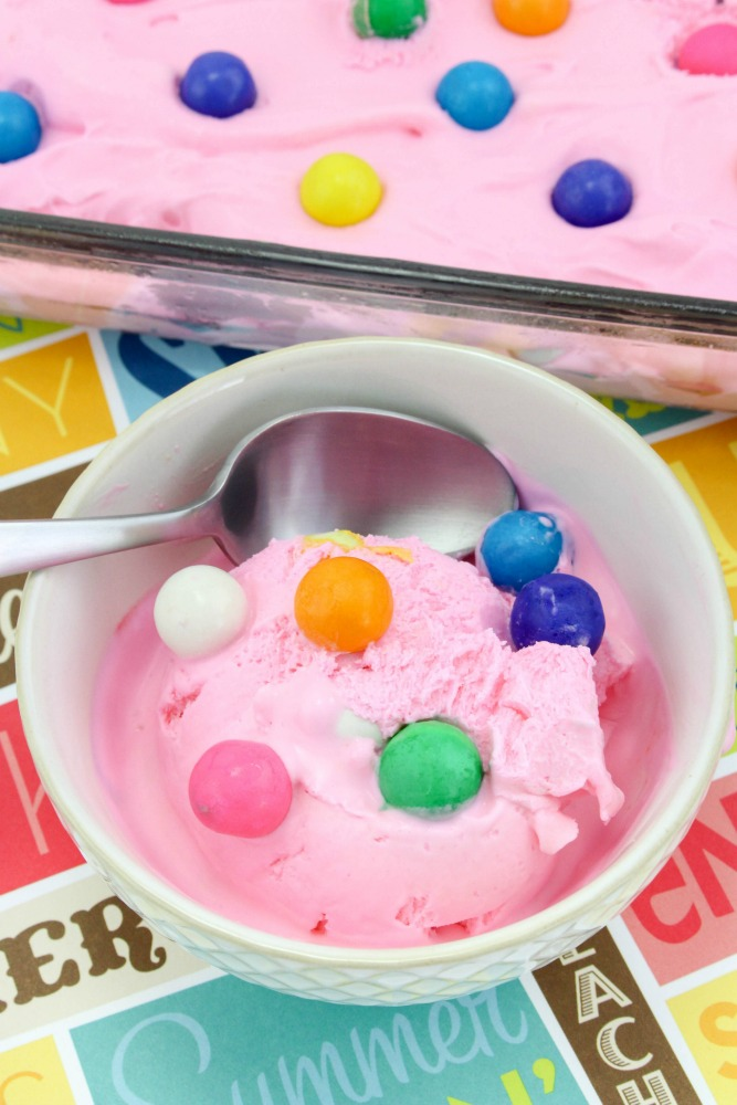 Bubble Gum Ice Cream Final 4